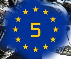 Doprodej modelů EURO 4