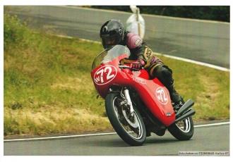 Capirelli podporuje motorkáře