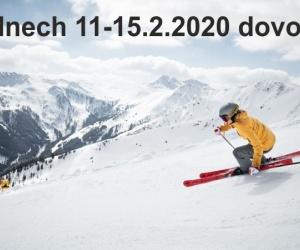 Dovolená 11-15.02.2020