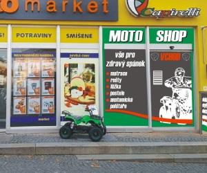 Nová značková prodejna Capirelli v Lanškrouně