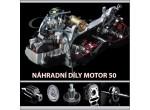 ND motor 50ccm
