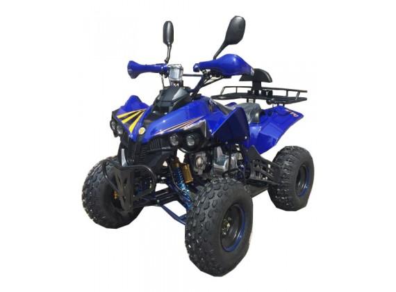 Čtyřkolka Vulcano-3G-dětská 125 ccm - modrá