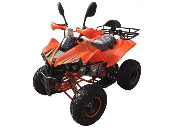 Čtyřkolka Vulcano-A-dětská 125 ccm-oranžová