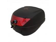 Kufr zadní CAPIRELLI C28-0807 o objemu 28l, zátěž 3,3kg