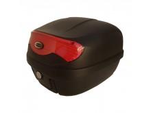 Kufr zadní CAPIRELLI C28-0808 o objemu 28l, zátěž 3,4kg