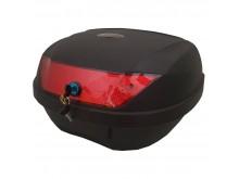 Kufr zadní CAPIRELLI C51-0888 o objemu 51l, zátěž 5,2kg