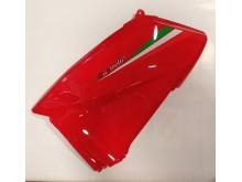 Levý přední plast červený New Maximus II.