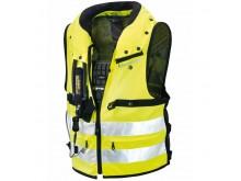 Vesta s krčním airbagem NECK DPS VEST, SPIDI -(žlutá)