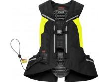 Vesta s airbagem FULL DPS VEST celotělová, SPIDI - (černá/žlutá fluo)