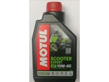 Motul motorový olej SCOOTER EXPERT 4T 10W40 MA