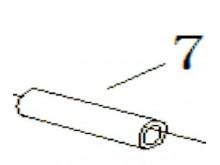 Středící tyčka