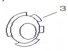 Zajišťovací matice plováku Torino ZZ