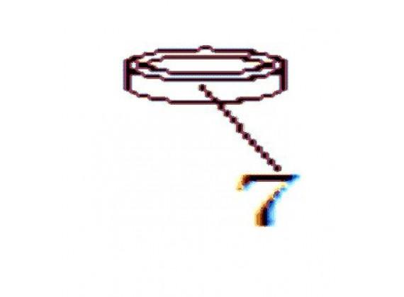 Gufero 17×25×10mm