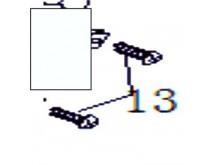 Samořezný šrouby ST4.8×16mm