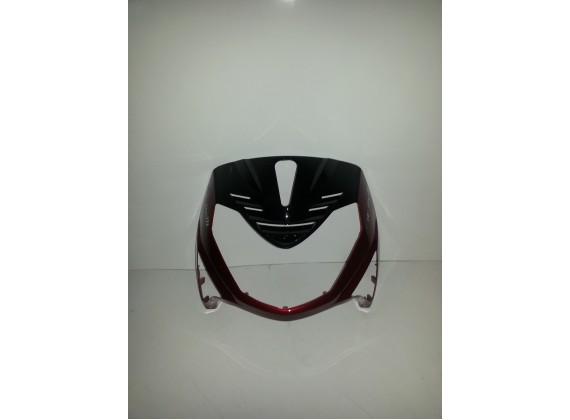 Hlavní čelní maska Adonice červená
