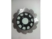Brzdový disk přední 220mm Torino ZZ