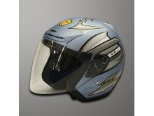 Helma Capirelli A6 blue/silver L