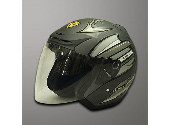 Helma Capirelli A7 grey/silver L