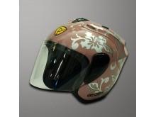 Helma Capirelli  L2 pink/silver XL