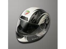 Helma Bella E1 white/black S