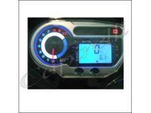 Rychloměr - digital 125ccm