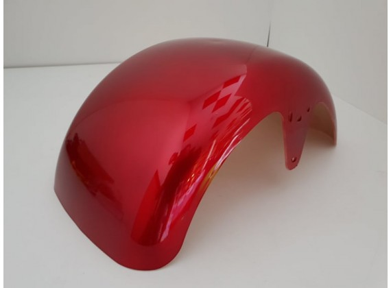 Přední blatník pro URBANO II - červená
