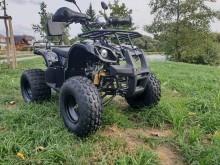 Čtyřkolka Foresto - A -dětská 125 ccm - černá