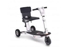 Elektrický vozík SANYOU stříbrný