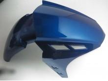 Přední blatník modrá