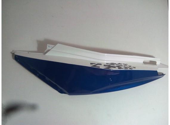 Levý dekorační plast modrý ZZ