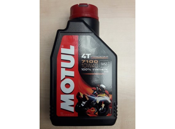 Motul motorový olej 7100 4T 10W40