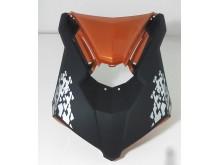 Přední kryt/maska/ oranžovo černý Torino ZZ