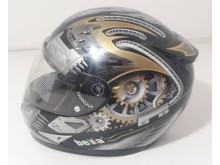 Helma Bella D1 XS černo/zlatá