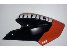 Levý /R/ dekorační kryt palivové nádrže Diablo