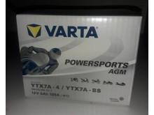 Bateie YTX7A-BS Varta/Exside/ 12V,6Ah,90A