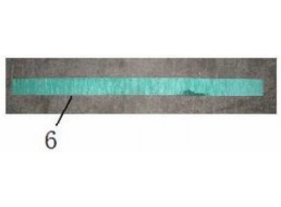 azbestový těsnící pásek