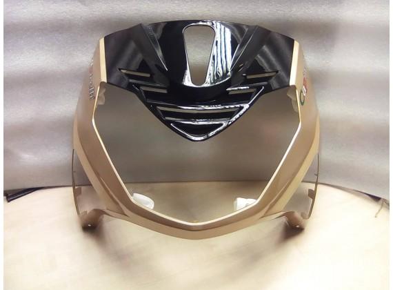 Hlavní čelní maska Adonice zlatá