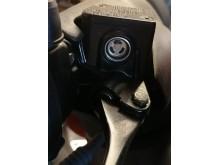 Brzdová páčka s nádobkou na kapalinu pravá /přední/ Grande Porto
