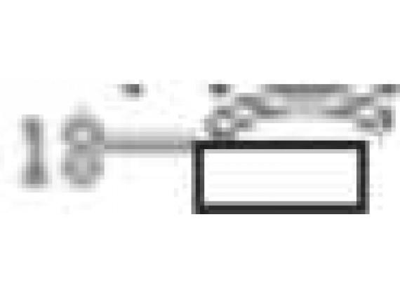 Šrouby  M6×16
