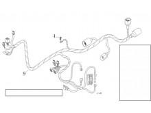 Hlavní svazek elektroinstalace