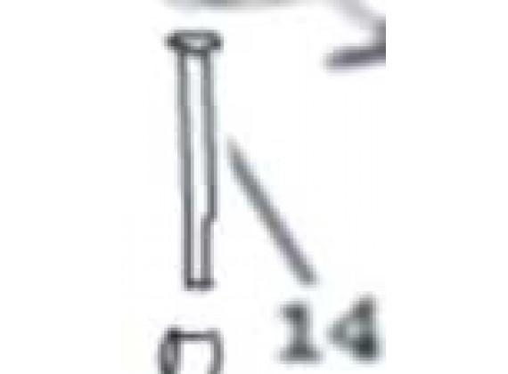 Šroub  M10×1.25×185