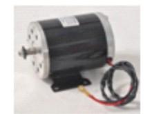 Motor 800W/36V