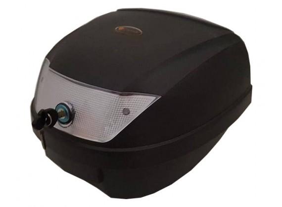 Kufr zadní CAPIRELLI C28-0807WR o objemu 28l, zátěž 3,3kg