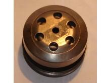 Sestava spojky - komplet 125 ccm /hnaná řemenice/