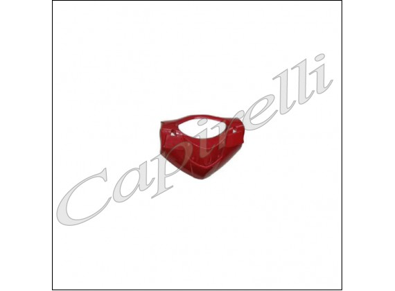 Kryt přístrojovky - analog rychloměr - červený