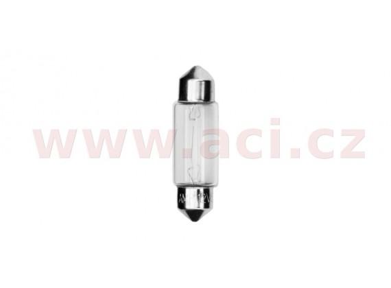 žárovka C5W 12V 5W (patice SV8,5, 11x35 mm) NARVA (sada 10 ks)