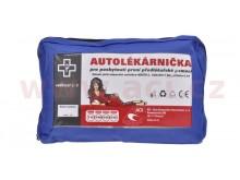 lékárnička pro vozidla do 80 osob - textilní (výbava dle vyhlášky č.341/2014 Sb. ve znění