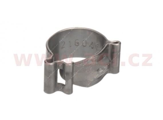 bezšroubová spona typ W4, 8-9 mm (15 ks) NORMACLAMP COBRA - výroba Německo