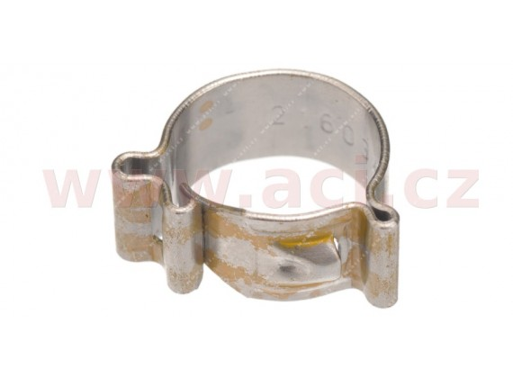 bezšroubová spona typ W4, 8,5-9,5 mm (15 ks) NORMACLAMP COBRA - výroba Německo