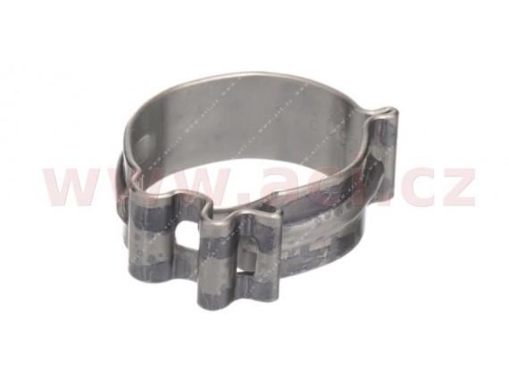bezšroubová spona typ W4, 12,5-14 mm (15 ks) NORMACLAMP COBRA - výroba Německo